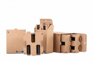 Embalagens anti-quebra