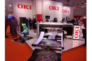 OKI na FESPA 2017