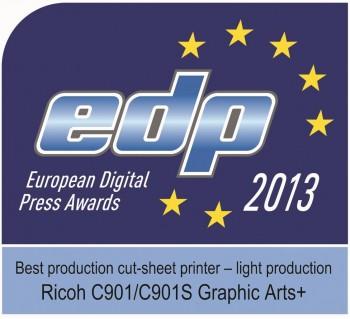 EDP Award 2013 Ricoh C901