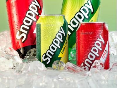Omdesign renova visual da marca Snappy
