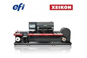 EFI e Xeikon em parceria
