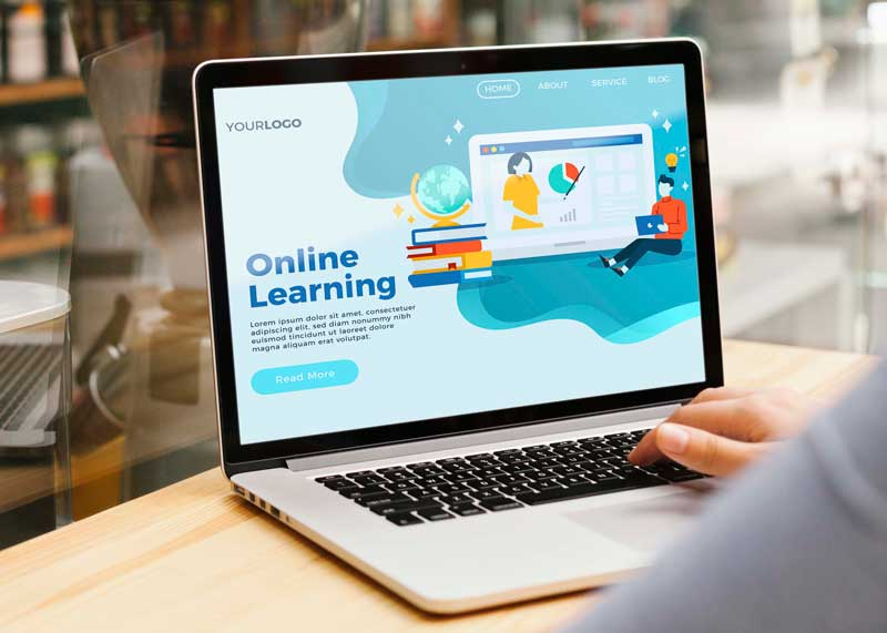 Online Learning by freepik
