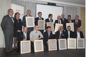 Premiados pela Excelência Empresarial em 2016
